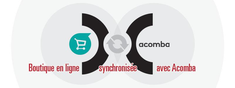Acomba e-commerce